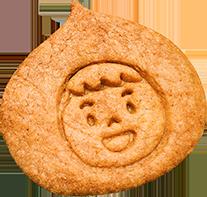 こもれびちゃんのクッキー