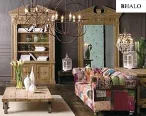 オールハンドメイドの家具